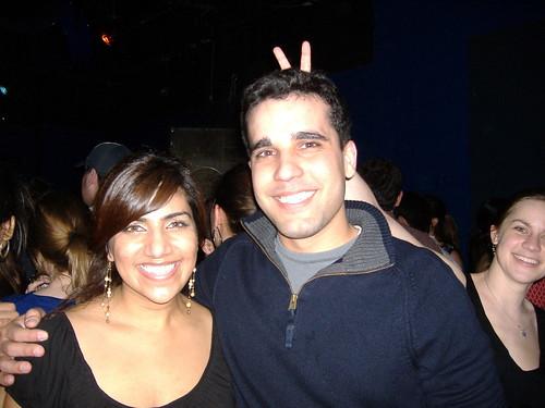 Dan and Nidhi