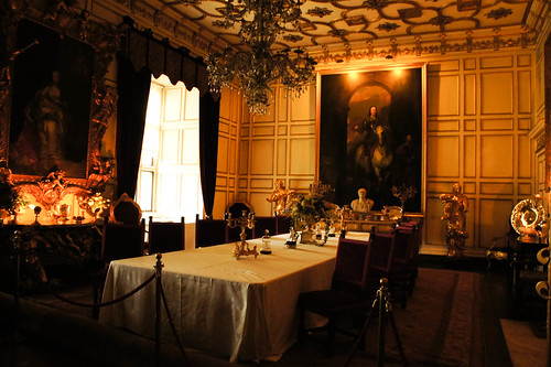 Dinner Room of Great Hall