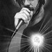 Eyedea Painting by G Crackle