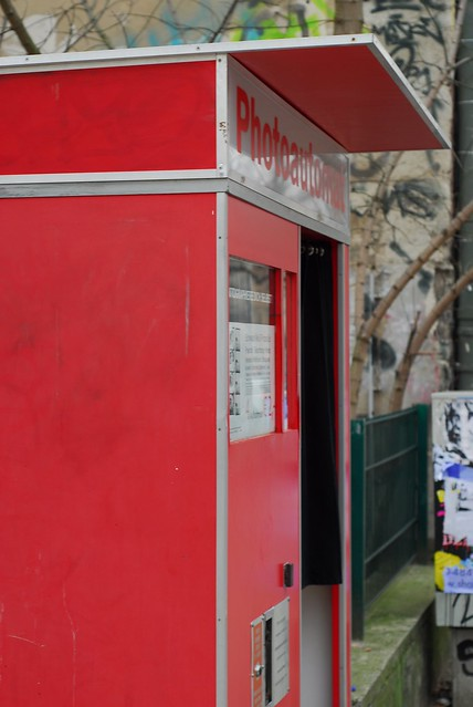 Photoautomat, Prenzlauer Allee, Berlin