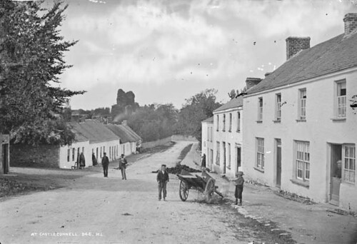 ireland limerick munster glassnegative castlestreet castleconnell robertfrench williamlawrence nationallibraryofireland lawrencecollection munsterset