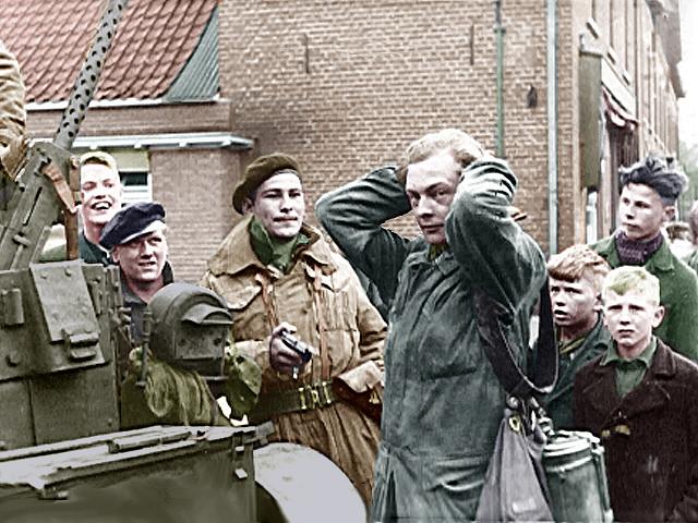 "Bevrijding Nederland Liberation Holland Achterhoek ""Bevrijding van Ulft op 1 April 1945"" Ulft.06 by Hans Hendriksen"