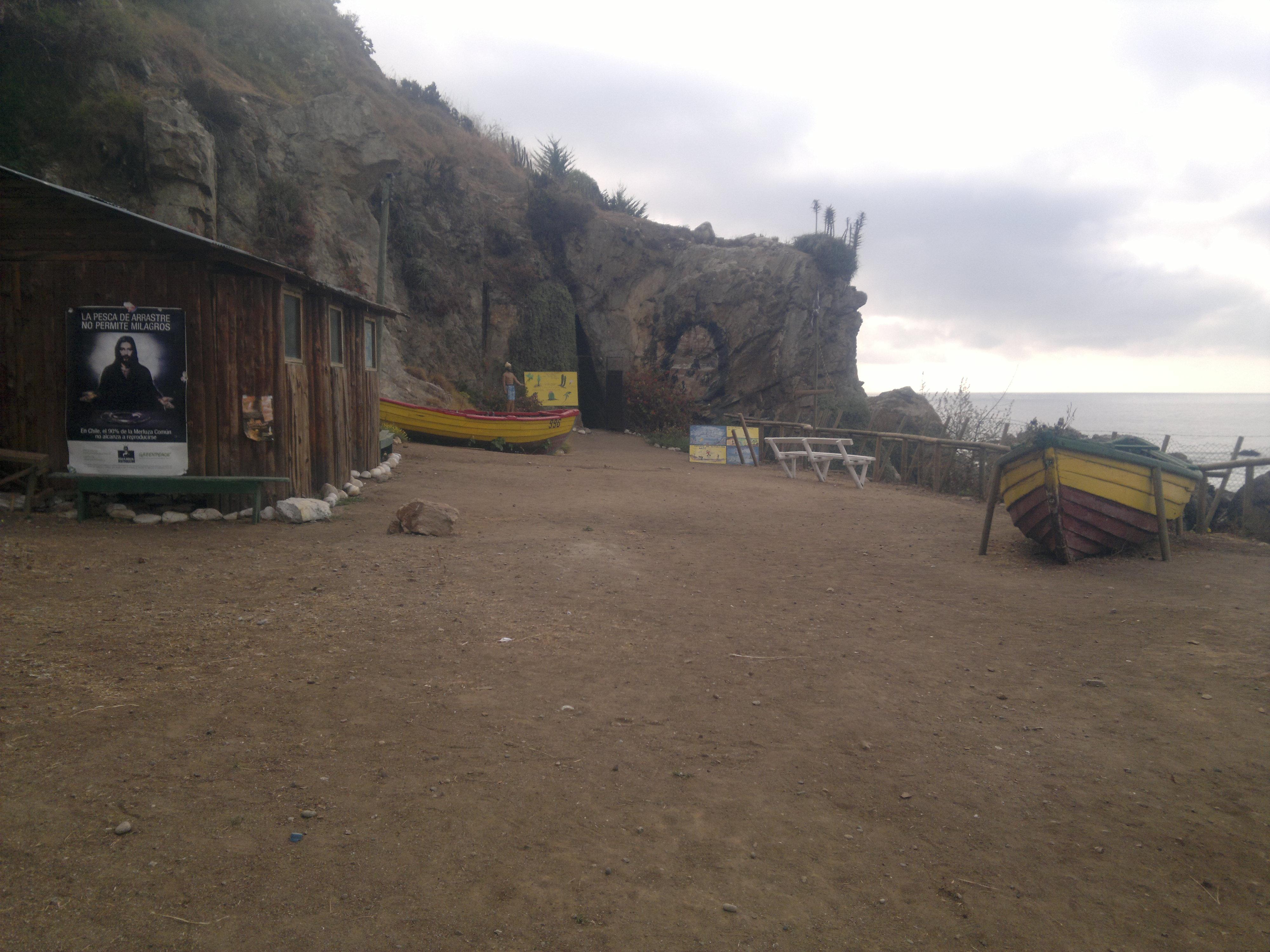 La Cueva Del Pirata (Cartagena)
