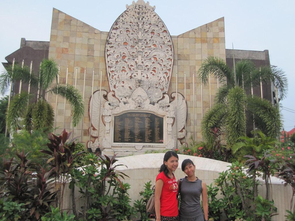 Memorial - Bali