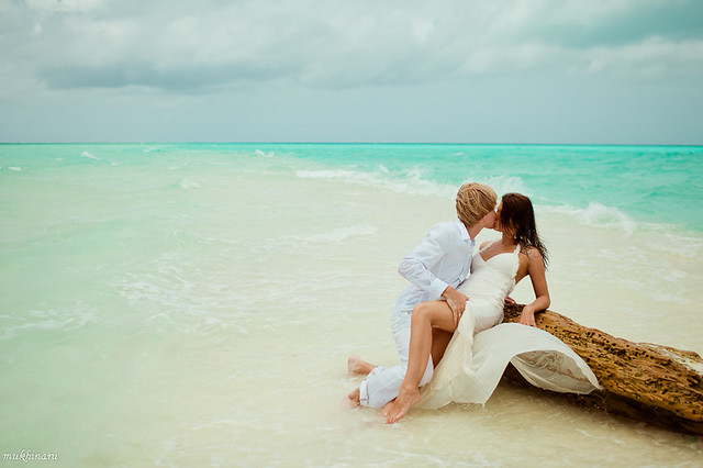 Maldives destination Kuramathi wedding