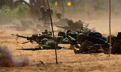vehicle(0.0), screenshot(0.0), army(1.0), violence(1.0), soldier(1.0), war(1.0), infantry(1.0), military(1.0), battle(1.0), troop(1.0),
