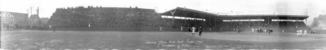 """Opening Game Base Ball Season 1915"" ""Vancouver vs. Victoria"""
