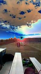 Funky Sunset