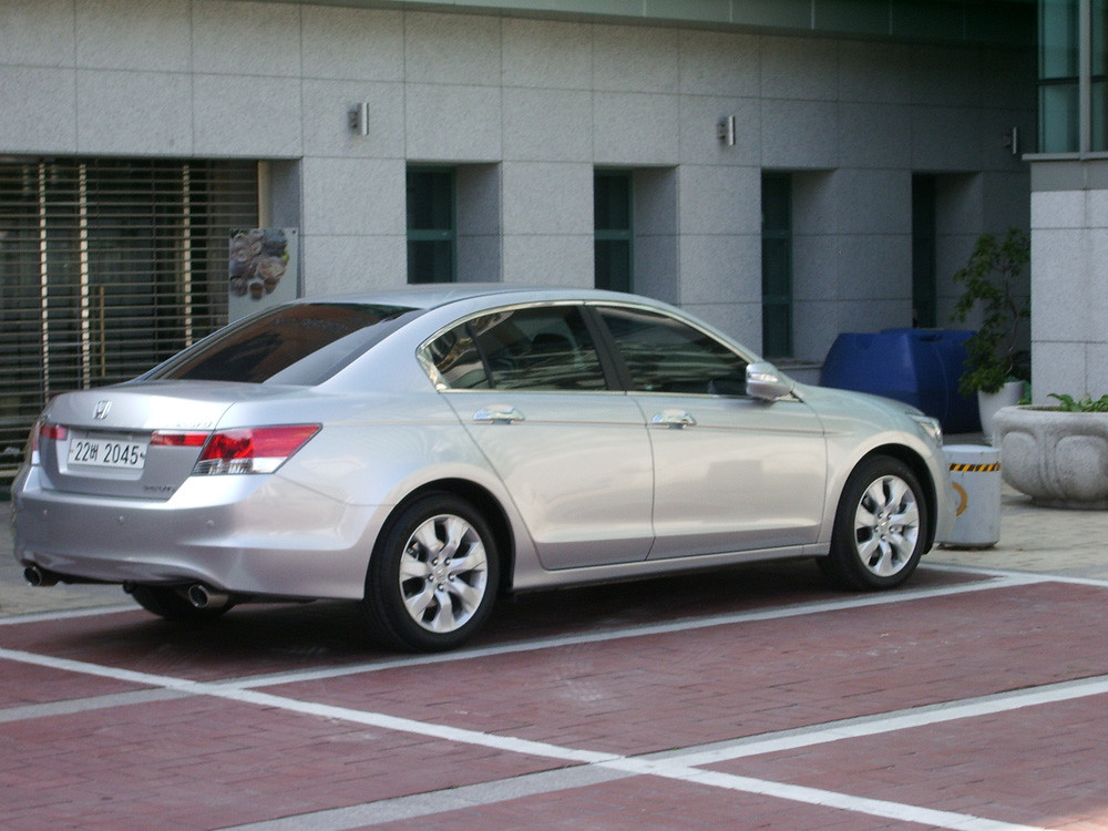 Honda Accord 3.5 VTEC (South Korea)