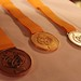 ...and the medals...