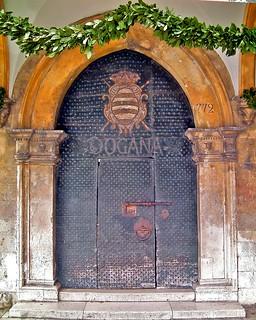 Dubrovnik Door (Dogana)