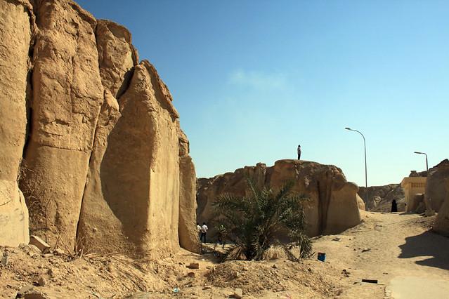 Al Hofuf Saudi Arabia  city photos : Al Gara Mountain and Cave, Al Ahsa, Hofuf, Saudi Arabia | Flickr ...
