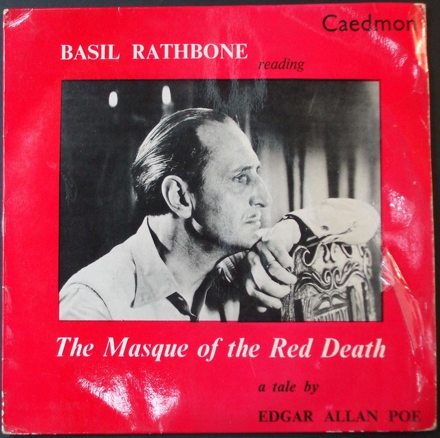 Basil Rathbone reading the Masque of the Red Death