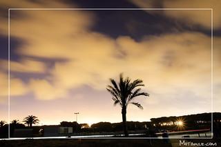 Imagen de Platja del Prat. longexposure playa nocturnas exposicioneslargas ligthpainting beachexposicioneslargasligthpaintingnocturnasplaya