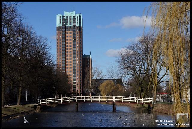 2011-03-06 Rotterdam - Koninginnetoren - 2