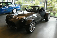 caterham 7(0.0), tvr(0.0), automobile(1.0), lotus seven(1.0), vehicle(1.0), land vehicle(1.0), convertible(1.0), sports car(1.0),