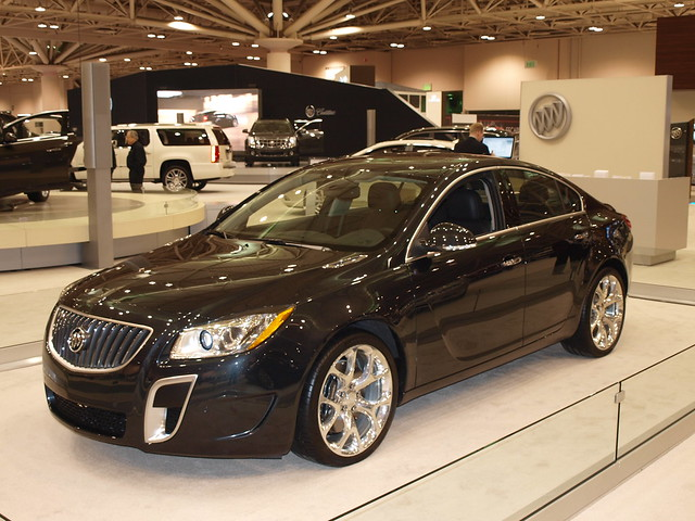 2012 Buick Regal GS 3