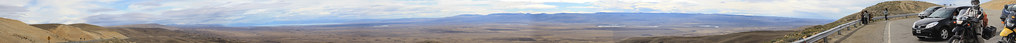 Scenic Overlook Panorama