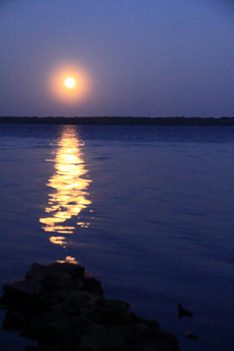 supermoon newnanslake gainesvilleflorida canont2i ambientlight