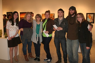 2011 Juried Student Ex Award Winners