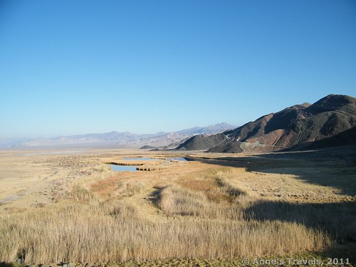 Saratoga Springs in Death Valley National Park, California
