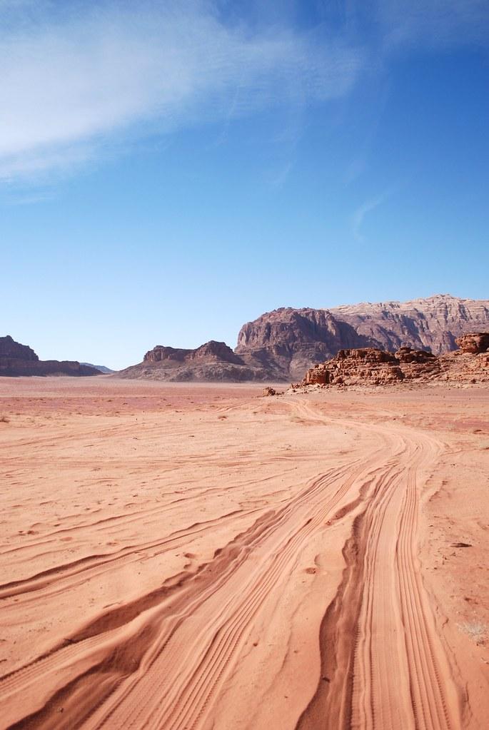 Trail (Wadi Rum)
