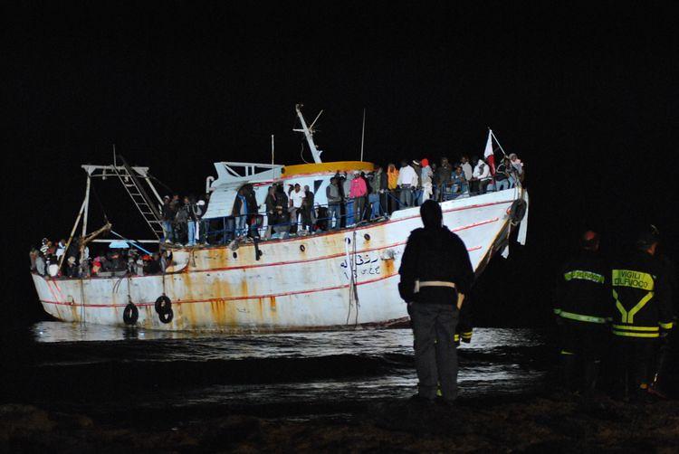 In arrivo 400 migranti da Lampedusa