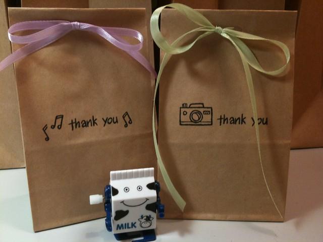 Wedding Thank You Gift: Wedding Thank You Gift Bags