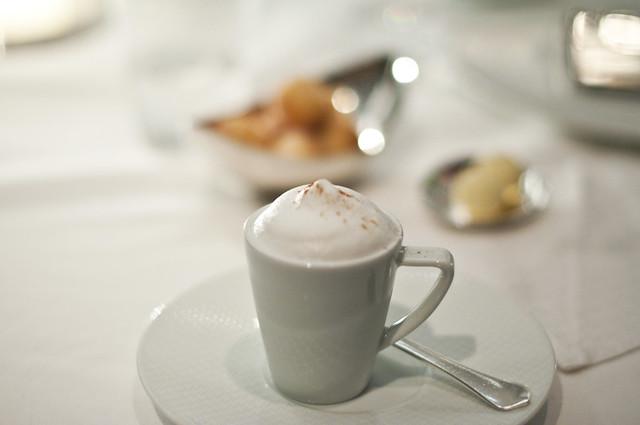 Per Se - Coffee and Doughnuts