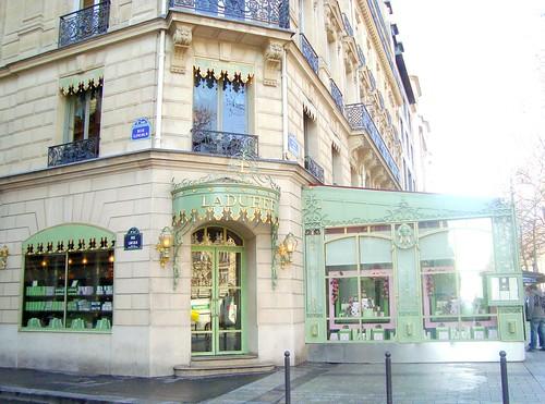 LADURÉE. -  Avenue Des Champs-Élysées