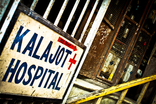 """Unfortunately for too many tourists to India, a holiday can end up in the hospital with """"Delhi belly""""."""