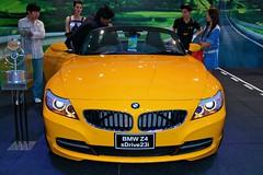 BMW Z4 sDrive 23i at the 32nd Bangkok Motorshow