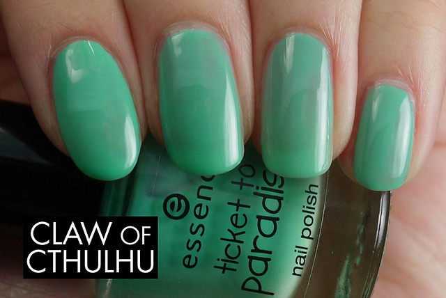 Essence 'Ticket to Paradise' Dive With Me To The Island Swatch
