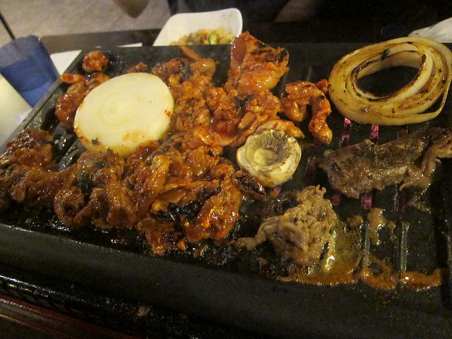 YVR Soul Food | Dae Bak Bon Ga Korean BBQ