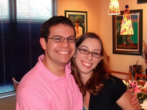Aaron and Sarah