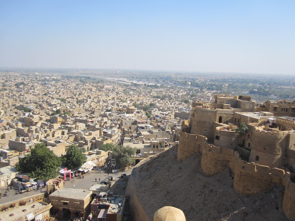 Jaisalmer - View From Fort
