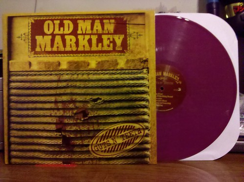 Old Man Markley - Guts N' Teeth - Purple Vinyl