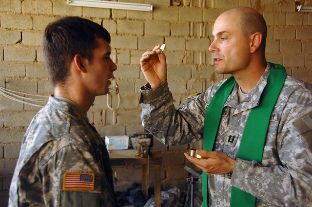 Military Chaplains, by expertinfantry