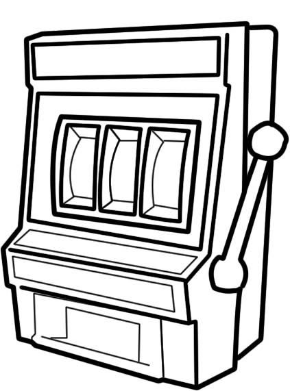 vector based slot machine
