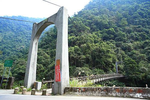 GD41烏來-信賢步道-信賢吊橋