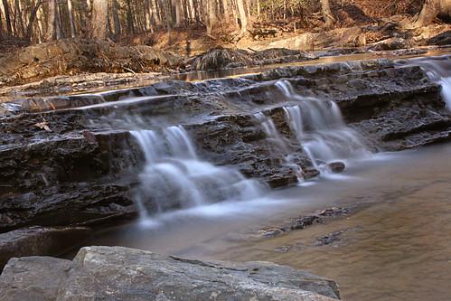 water virginia va slowshutter cascade 2011