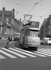 Tramlijn 10 in the sixties and seventies