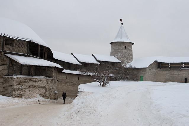 Главные ворота Крома