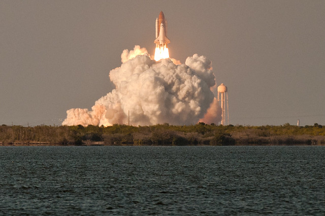 STS-133: Last launch of Space Shuttle Discovery