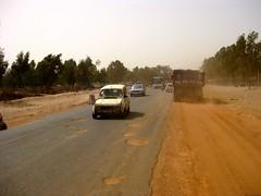 road off road