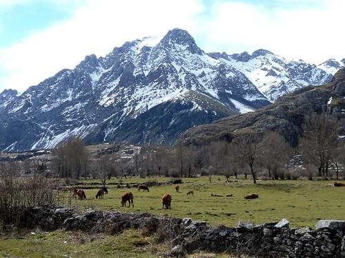 """Valdelugueros, """"río Curueño"""", León"""