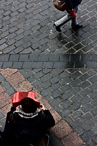 Deux mondes photo rue pauvre riche