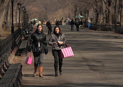 They Came to New York--and This Is What They Bought?