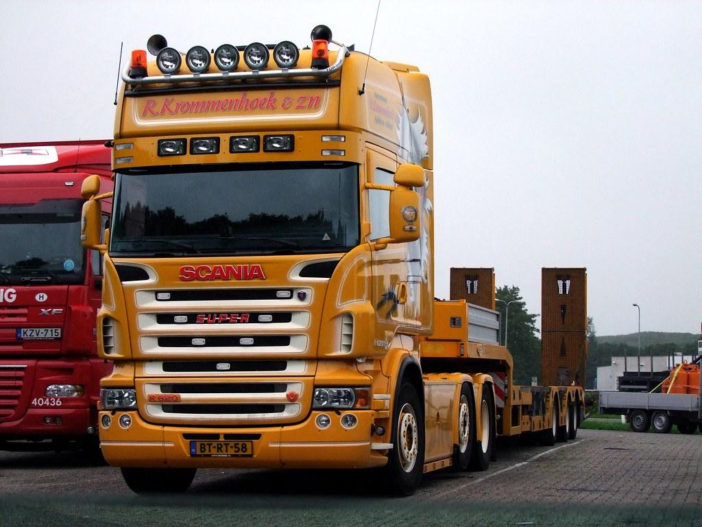 Extrêmement Scania R620 V8 - a photo on Flickriver PR19