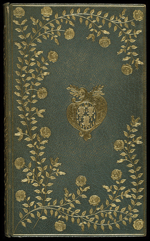 Book Covers Nz ~ Binding by zaehnsdorf late th or early century
